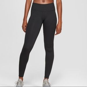Champion Black Everyday Leggings Size Medium